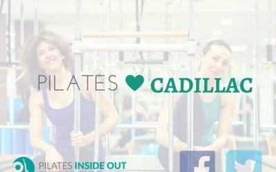 """""""El Cadillac en el Método Pilates"""""""