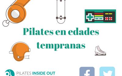 """""""Pilates en edades tempranas"""""""