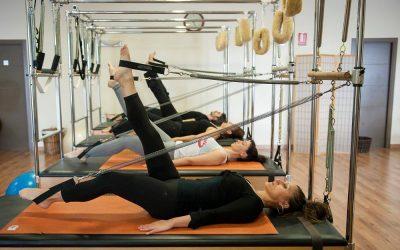 """""""Tratamiento de una lesión de rodilla con el método Pilates"""""""