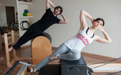 Beneficios de Pilates para hombres