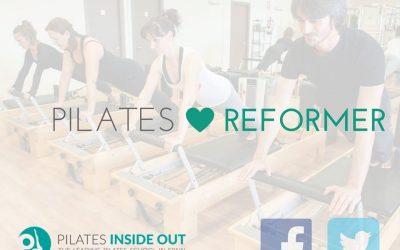 """""""El Reformer en el método Pilates"""""""