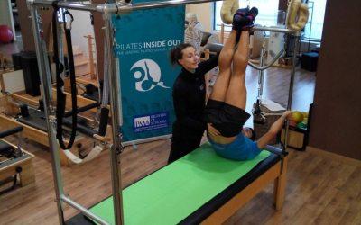 """""""Una vida enseñando Pilates clásico"""""""