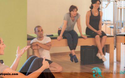 Cursos para ser profesor de Pilates. Una profesión con gran demanda laboral