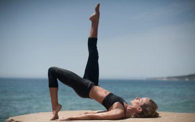 Pilates en verano