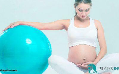 ¿Por qué es bueno el Pilates para embarazadas?