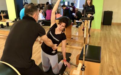 Pilates, la Silla Combo y la Wunda Chair
